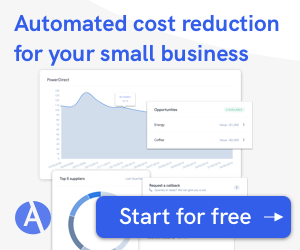 Small business cost reduction with Anacost.com